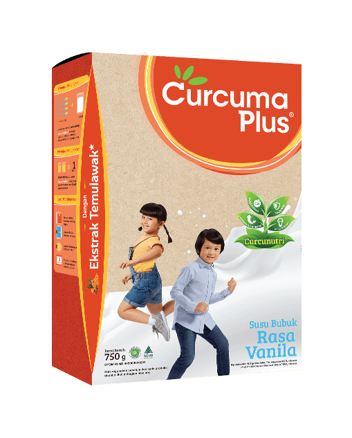 Curcuma Plus Milk