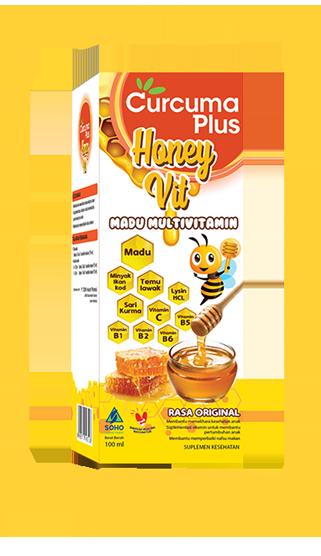 Curcuma Honey Vit